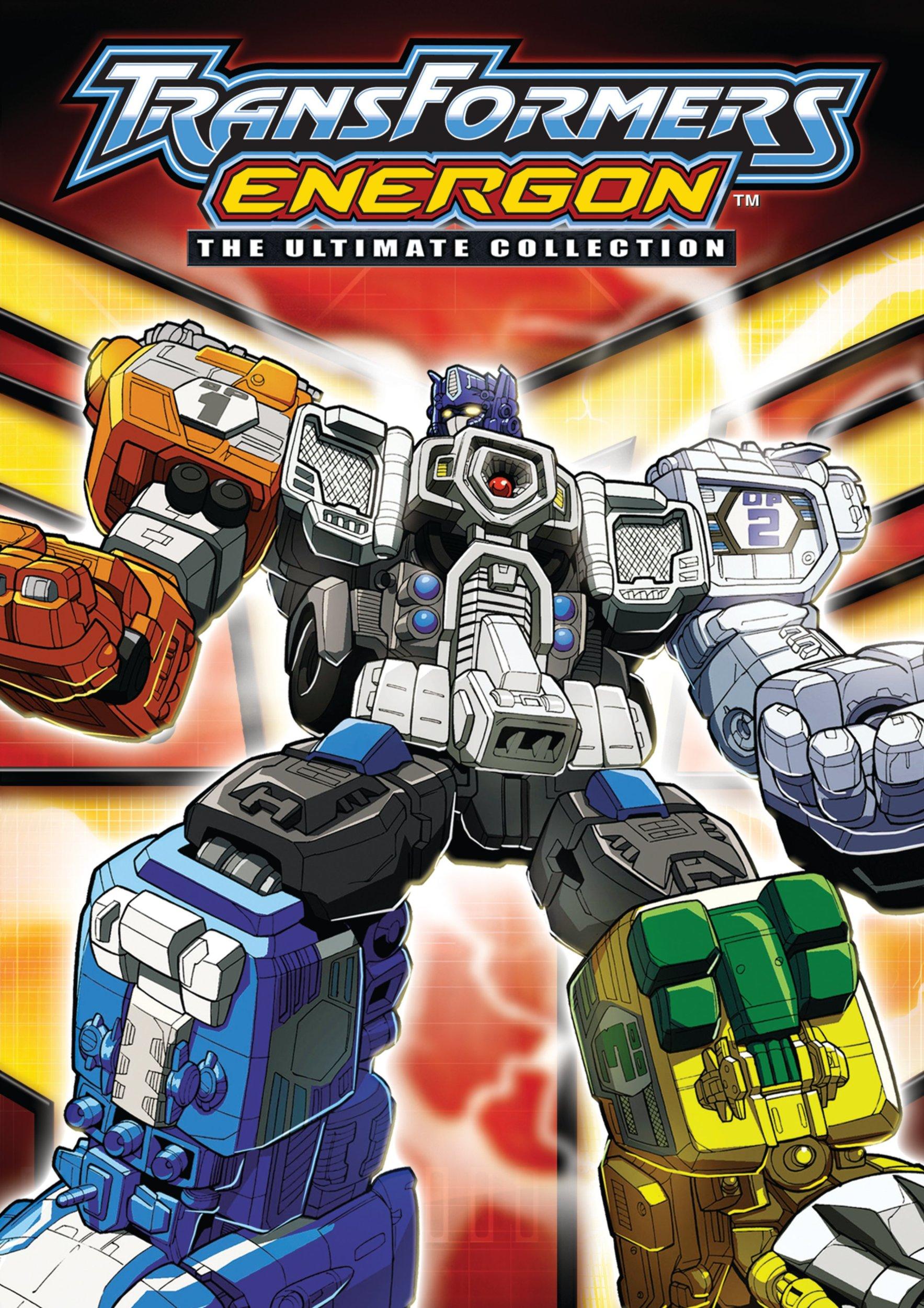 DVD des Épisodes de… Transformers Armada, Énergon et Cybertron ― En Anglais et Français - Page 2 91UAqx6yLTL