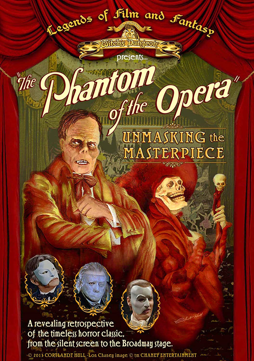 Documentary DVD: 'The Phantom of the Opera: Unmasking The Masterpiece' 91VLlEDmsSL._SL1500_