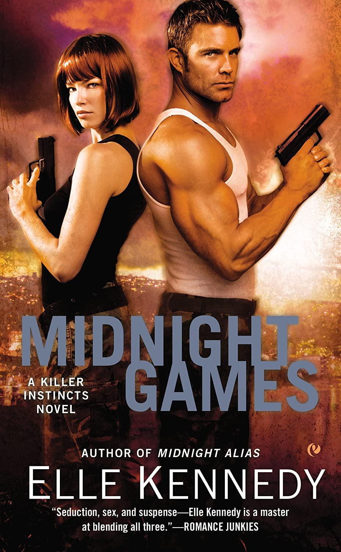 KENNEDY Elle - KILLER INSTINCT tome 3 : Midnight Games 91WuOsD2BsL._SL1500_
