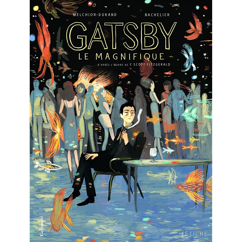 Gatsby le magnifique, la bande dessinée 91ar4stNUyL._AA1500_