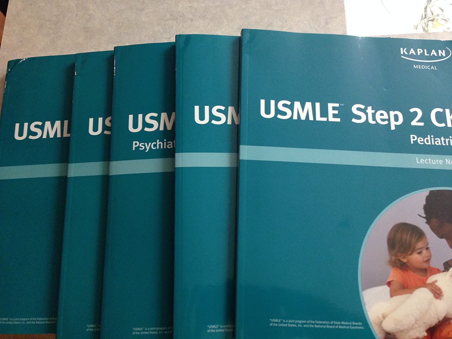 KAPLAN USMLE STEP 2 CK 2013 Edition Free Download 91lFUMVDfjL._SL1500_