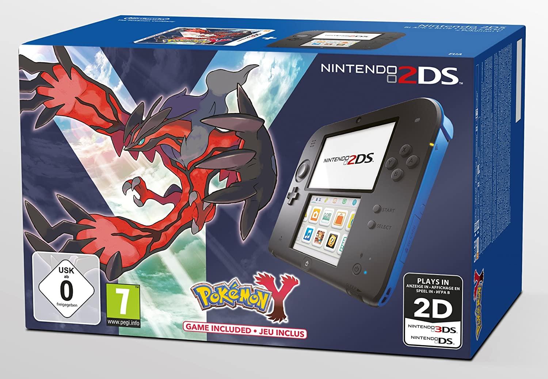 2DS Pokémon X/Y 91xgJ6yAH6L._SL1500_