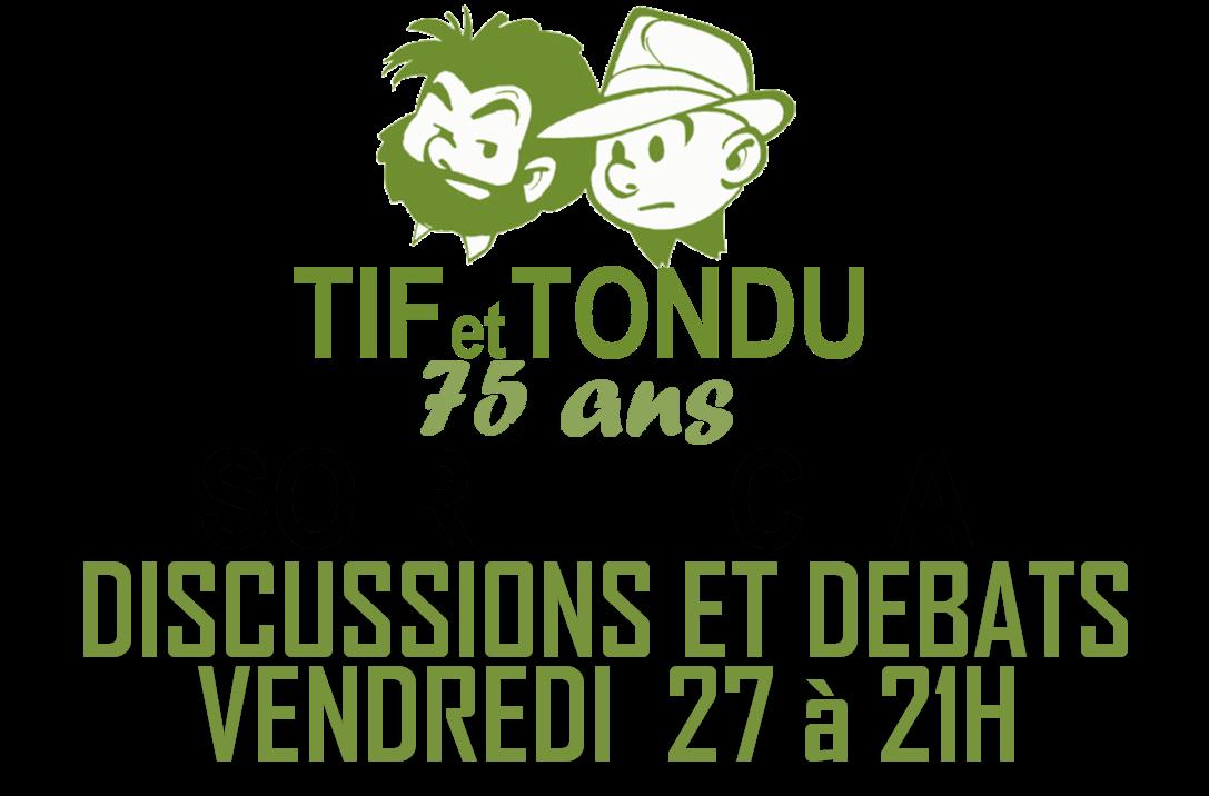 Tif et Tondu 75 ans ! Image56