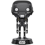 Figurine Funko  Funko_Pop_Star_Wars_Rogue_One_K-2SO_collector