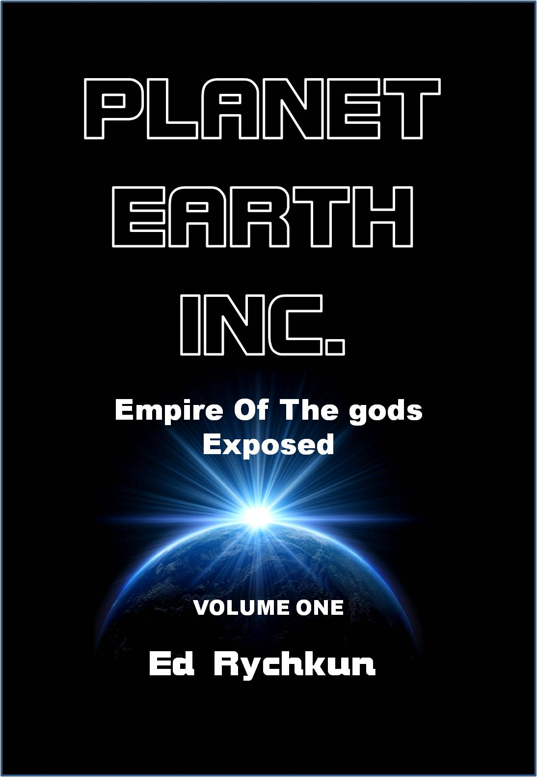 The United States of the Solar System, A.D. 2133 (Book Six) PLANET%20EARTH%20V1%20FRONT