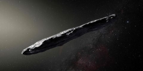 Scientists Use 'Radio Search' to Detect Artificial Emissions from 'Oumuamua 70000-480x240