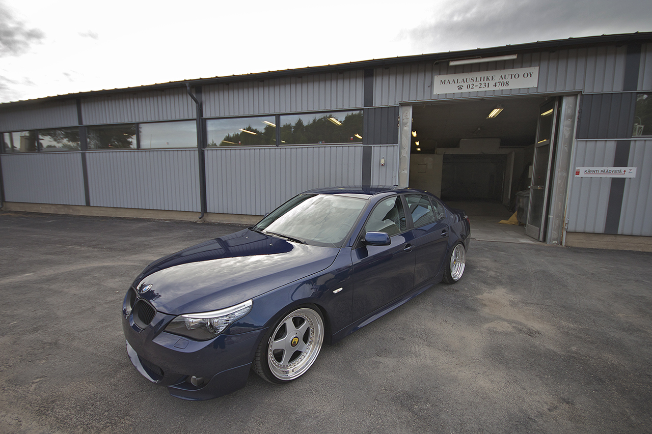 MiQ: BMW E60 530D _full