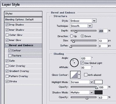 Como Criar Style Metal 3D Tutorial_photoshop_m3d_08
