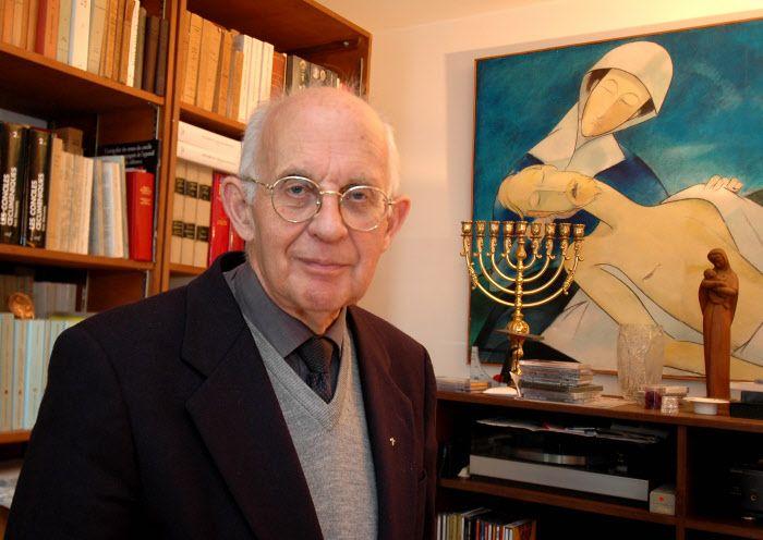 Décès du Père Jean Dujardin, artisan du dialogue judéo-chrétien Ciric_106803