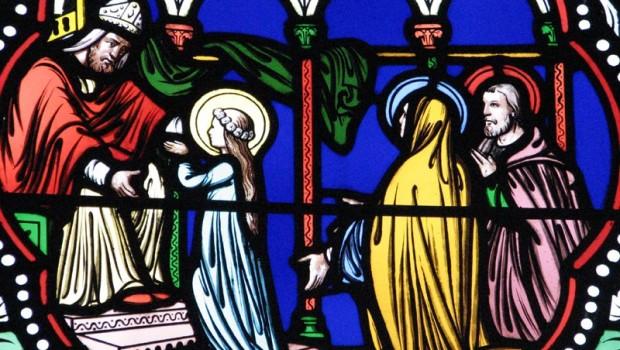 21 novembre : Présentation de Marie au Temple 2724635956