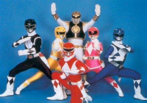 Power Rangers Pow