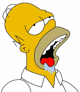 On s'en fout - Page 6 Drooling-homer-simpson