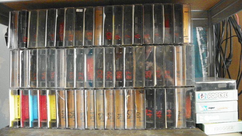 Smartphone à la place du lecteur de cassettes. 100_0418_resultat