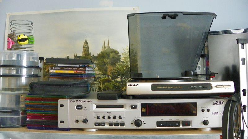 Smartphone à la place du lecteur de cassettes. 100_0420_resultat