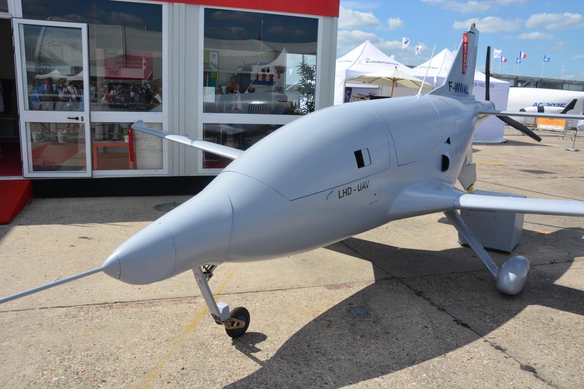 طائرة الإستطلاع الجوي المتطورة LH-10 M التي يتم تصنيعها بالمغرب BazRHMO9i9h3BALgVxVWBSo7JsY