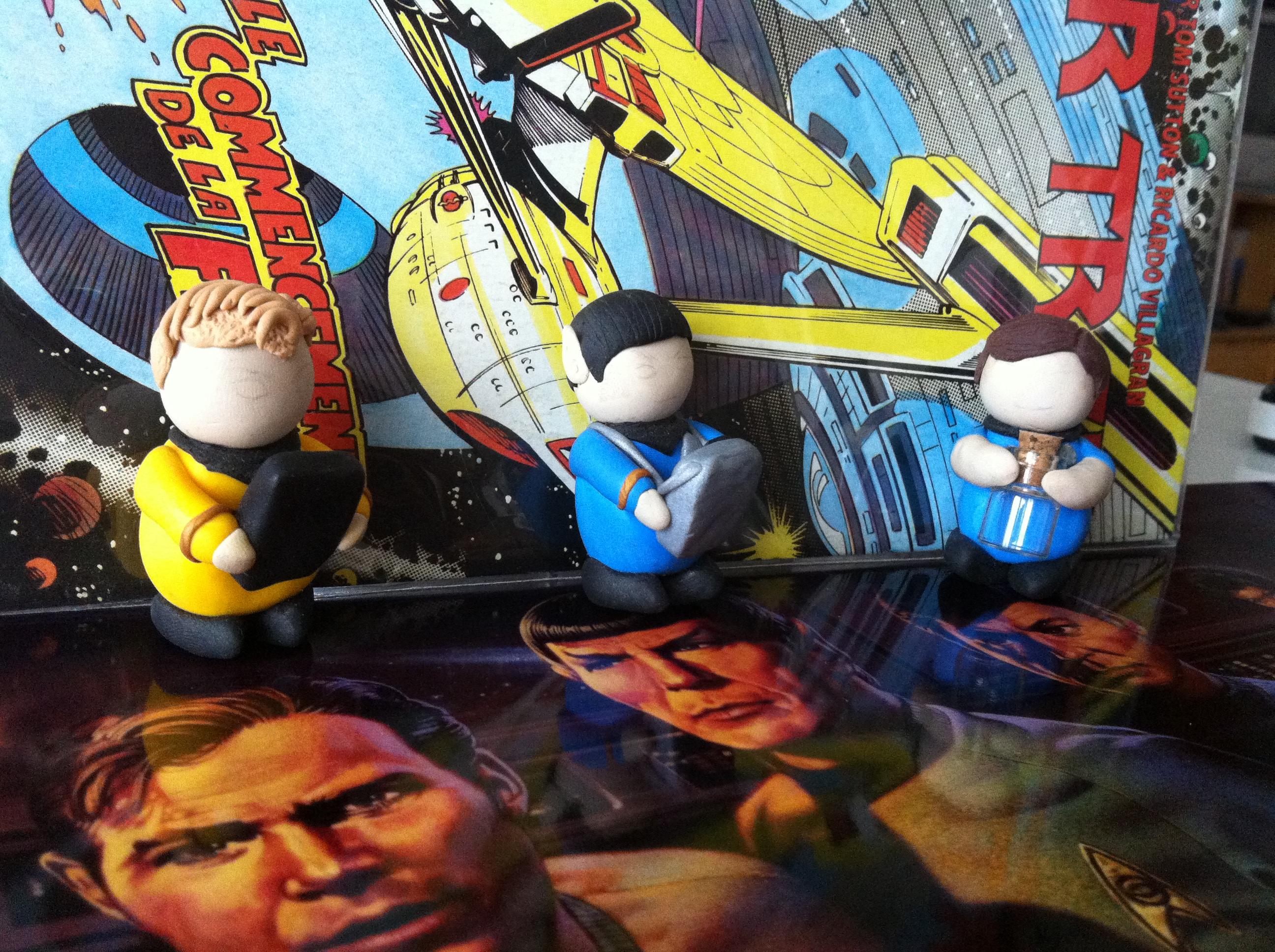 Personnages Fimo Star Trek QLlrMfiFPXOPUBhwEKzFUkDipEw
