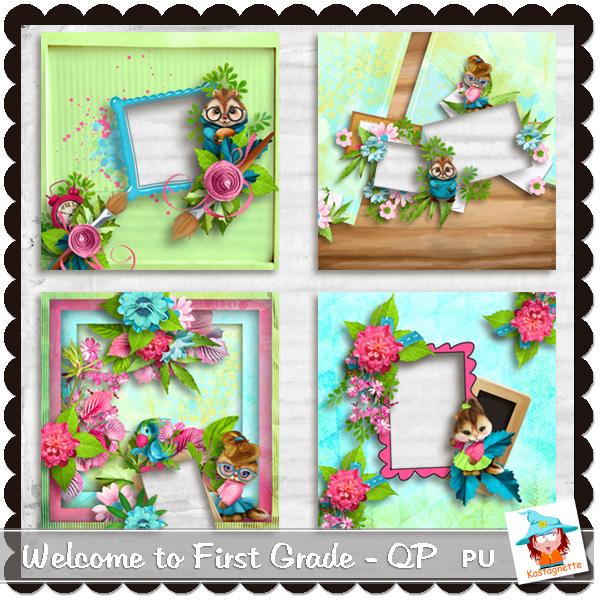 """ Welcome to first grade ""  QnOmxBPwKbS1mlO51KX4DR-qUVA"