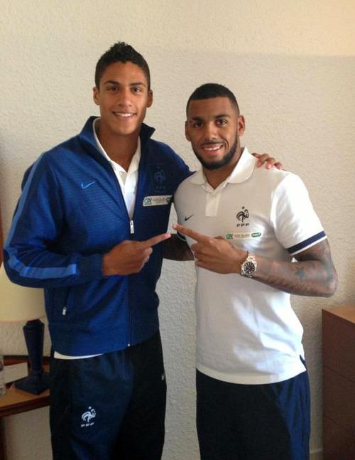 ¿Cuánto mide Raphaël Varane? - Altura - Real height Varan