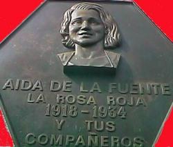 Biografías de Mujeres Socialistas. - Página 2 Rosaroja