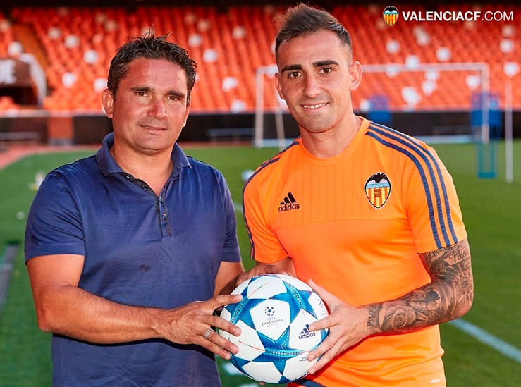 ¿Cuánto mide Paco Alcácer? - Altura - Real height AlcacerSanchez2
