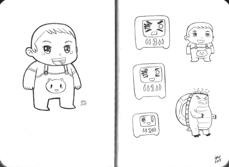 Arte de Rafael Lam - Ilustras! - Página 8 Caderninho-rascunho-02