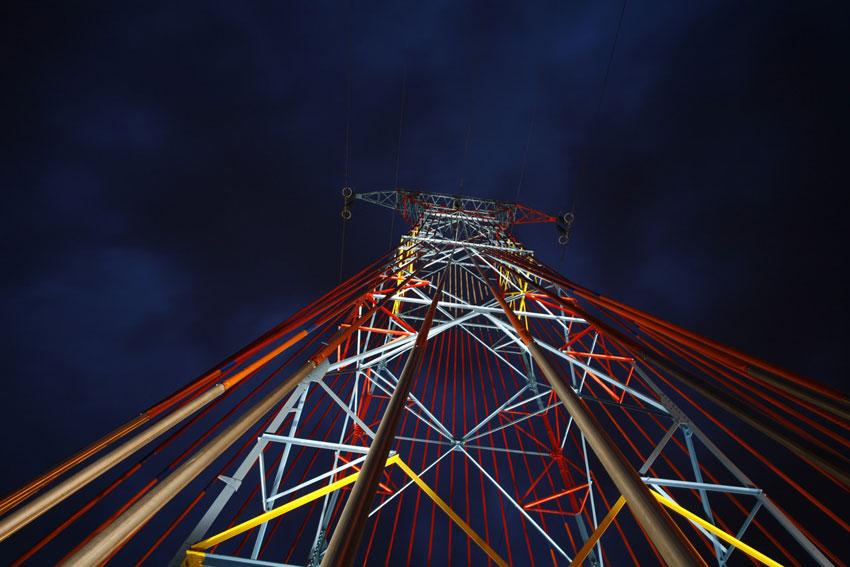 Electric_art, l'art et le transport de l'énergie Affiche_index