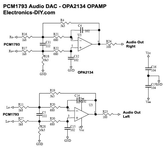 fruscio fastidioso su DAC con DIR9001 - PCM1793 - Pagina 3 PCM1793_Audio_DAC_OPA2134_OPAMP