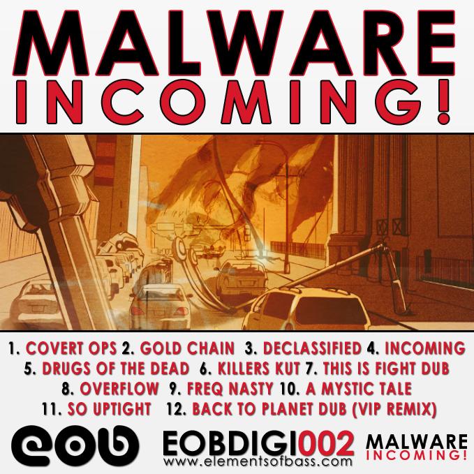 Malware - Incoming FREE ALBUM DOWNLOAD EOBDIGI002-BACK