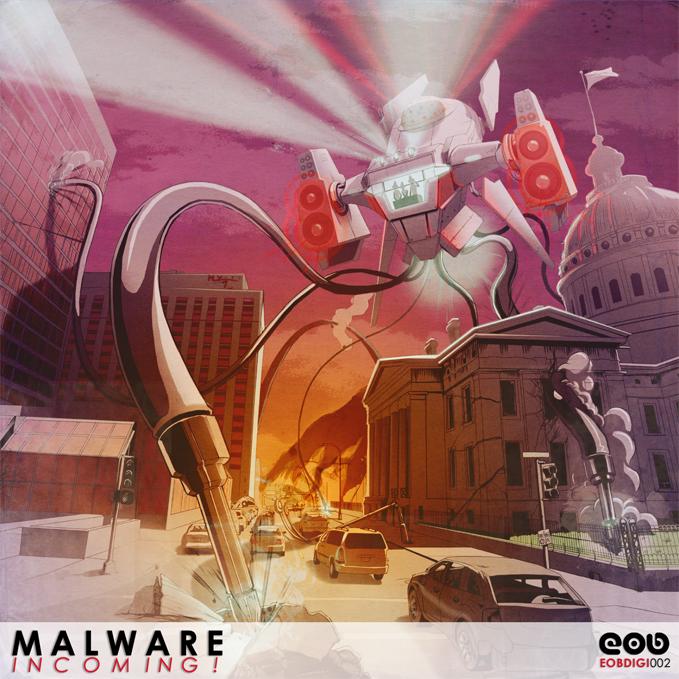 Malware - Incoming FREE ALBUM DOWNLOAD EOBDIGI002-FRONT
