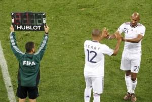 Historia del fútbol Sustiticiones-300x202