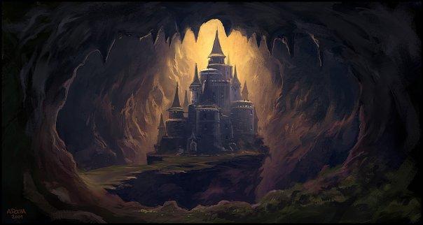 [4ML] Les épreuves du Démon [animation] Castle%20in%20a%20cave