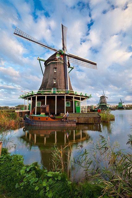 Moulins à vent, moulins à eau  0eac5397