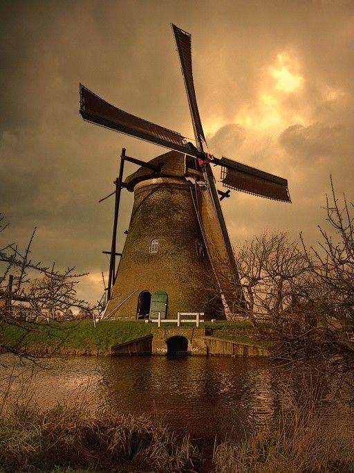 Moulins à vent, moulins à eau  D4e3aca7