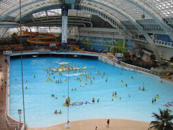 Guinness Book of World Records Biggest-indoor-swimming-pool-1