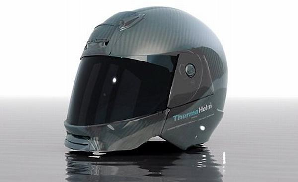 Therma Helm - Pode salvar vidas Cooling-thermahel