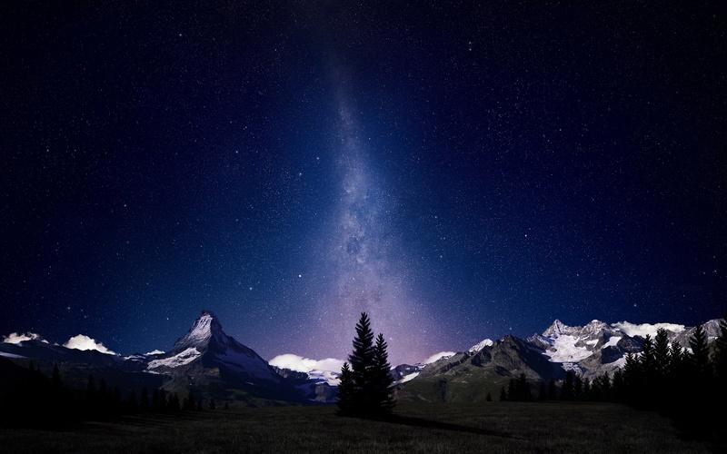 Звёздное небо и космос в картинках 14632