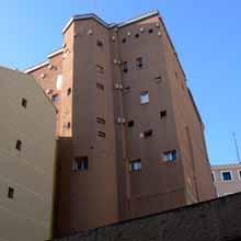 Primera salida: las murallas de Mayrit MEscalinata9