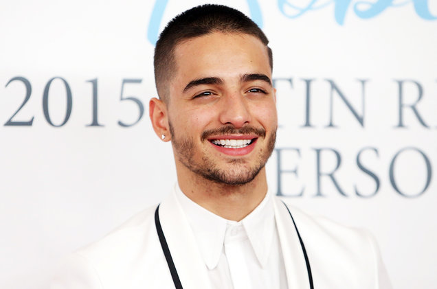 ¿Cuánto mide Maluma? - Altura - Real height Maluma-2015-red-carpet-billboard-1548