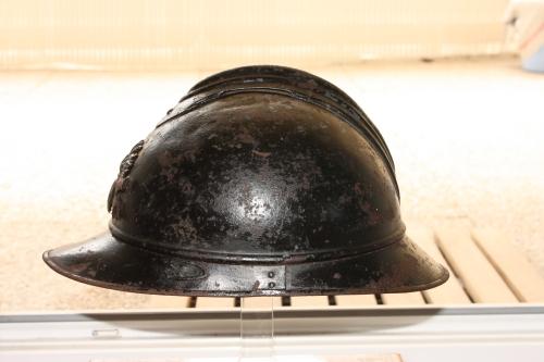 Vos casques et coiffes preférés mais cette fois WWI Img_2236