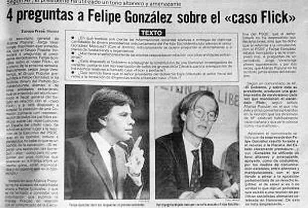 Si viviérais en el 78, ¿votaríais a la constitución y al PSOE? Flick