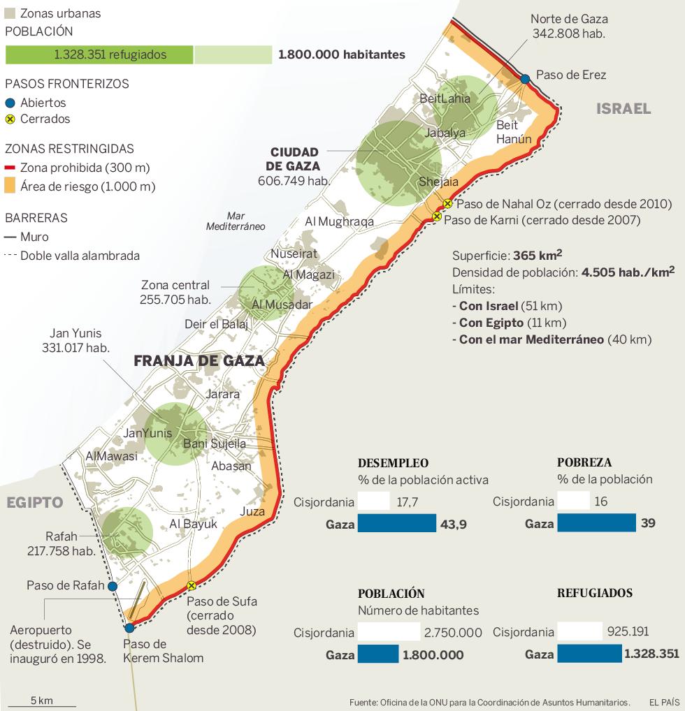 Palestina: Violencia ejercida por Israel en la ocupación. Respuestas y acciones militares palestinas. - Página 13 1464981727_702893_1464981866_noticia_normal