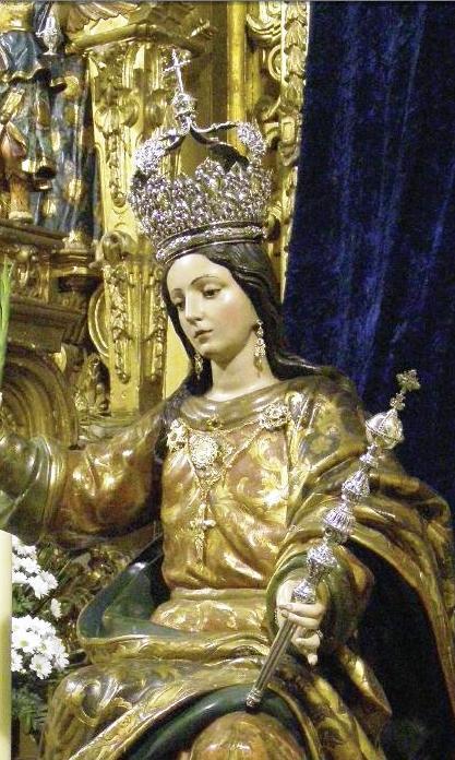 GALERÍA DE ADVOCACIONES MARIANA Aurora