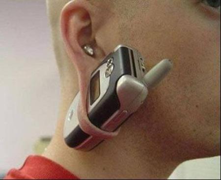 Teléfonos móviles... Oreja-movil