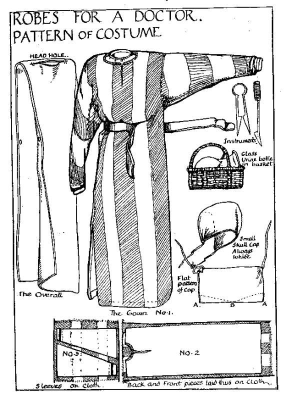 vestidos Docteur