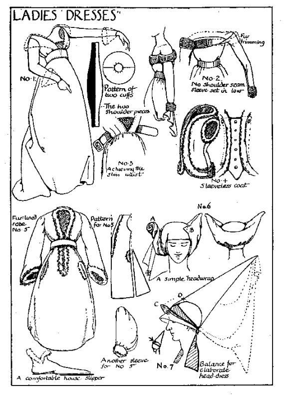 vestidos Noble-femme