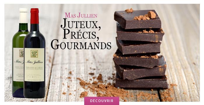 Fougue, Passion et Génie Les Grands Vins du Languedoc de Mas Jullien 1066936322