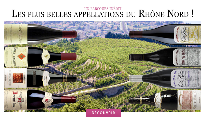 Chave, Clape, Jamet, Graillot...les pluis belles appellations du RHÖNE NORD! 1715976770