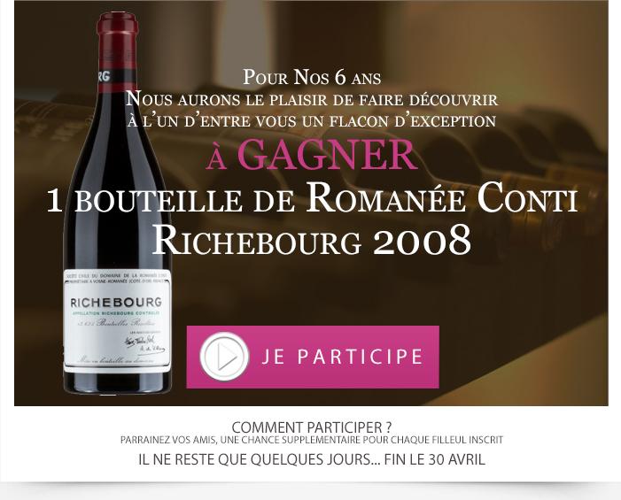 Romanée Conti Richebourg 2008 - je partage l'offre 1905562705