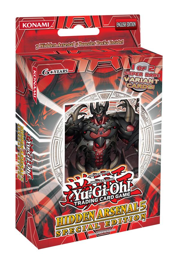 YU-GI-OH! JCC - Arsenal Mystérieux 5 Edition Speciale JCCYGO174