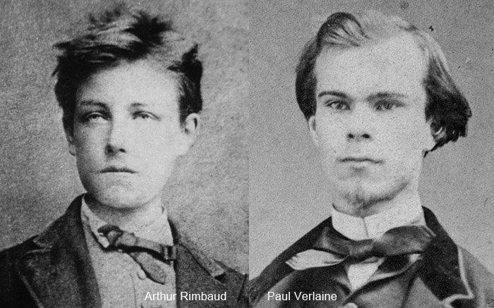 Quale poesia vi ispira di più su voi stessi? Arthur-Rimbaud-and-Paul-Verlaine